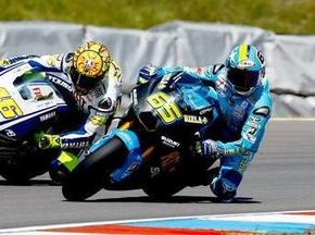 MotoGP: Капиросси продлил контракт с Suzuki