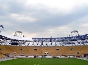 Официальное открытие стадиона Металлист пройдет 5 декабря