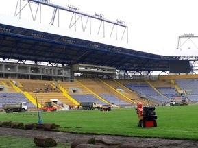 Минспорта ждет бюджетных денег для стадионов во Львове и Харькове
