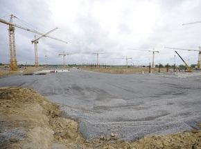 Мэр Львова: Стадион к Евро-2012 во Львове будет готов до конца 2010 года