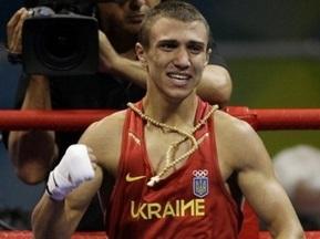 Украинский боксер признан лучшим среди любителей