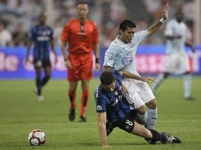 Серия А: Первая осечка Интера, дубль Пато принес победу Милану