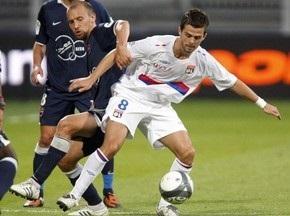 Лига 1: Крупная победа Лиона, Марсель теряет очки