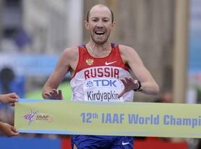 Берлін-2009: Росіянин завоював золото в спортивній ходьбі на 50 кілометрів