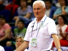 Валентин Мельничук ушел с поста тренера сборной Украины по баскетболу