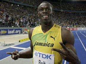 Берлин-2009: Усэйн Болт установил очередной мировой рекорд