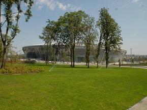 Фотогалерея: Донбасс-Арена: 10 дней до открытия