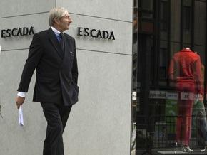 На бренд и магазины дома моды Escada нашелся покупатель