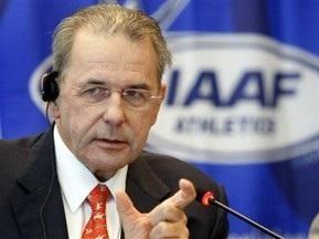 Президент МОК піде у відставку в 2013 році