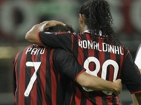 Милан обыграл Ювентус в борьбе за Кубок Берлускони