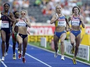 Берлин-2009: Две украинки пробились в полуфинал в беге на 800 метров