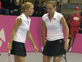 Цинциннати: Сестры Бондаренко уступили в 1/8 парных соревнований