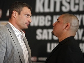 Виталий Кличко: Это будет отличный бой