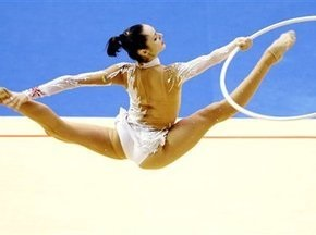 Первый Национальный покажет Кубок мира по художественной гимнастике
