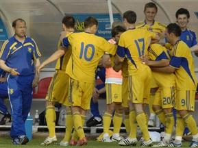Сборная Украины выиграла Мемориал Лобановского