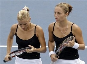 Цинциннати WTA: Сестры Бондаренко вышли во второй раунд парного разряда