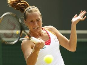 Цинциннати WTA: Катерина Бондаренко пробилась во второй раунд
