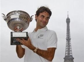 Федерер выступит на турнире в Монреале