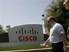 Прибыль Cisco Systems снизилась на 24%