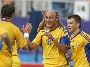 Рейтинг FIFA: Украина сохранила 19-ю позицию