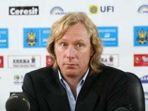 Михайличенко огласил состав сборной на игру с Турцией