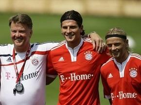 Тренер Баварії не бачить Тимощука в основі
