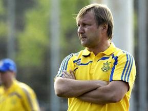 Калитвінцев покинув посаду тренера юніорської збірної України