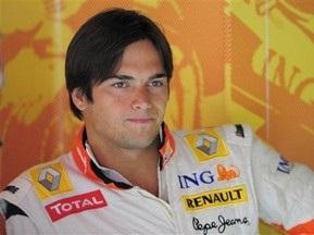 Команда Renault разорвала контракт с Нельсоном Пике