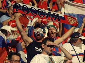 Російським уболівальникам радять пити віскі