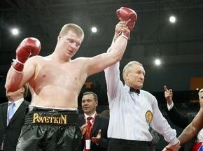 Повєткін хоче битися з Володимиром Кличком у Москві