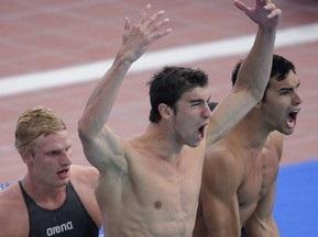 Чемпіонат світу: Фелпс встановив світовий рекорд на стометрівці батерфляєм