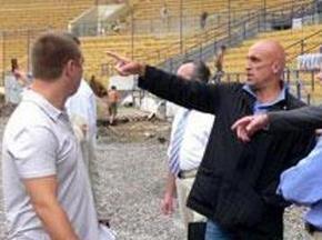 Ярославский назначен координатором по подготовке Харькова к Евро-2012