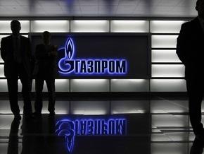 Газпром сократил чистую прибыль почти в два раза