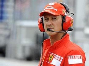 FIA получила заявку на выдачу суперлицензии Шумахеру