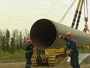 Газпром приступил к строительству нового газопровода