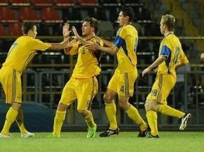 Украина вышла в финал юношеского Евро-2009
