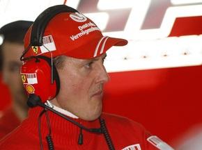 Шумахер може сісти за кермо Ferrari після Гран-прі Європи