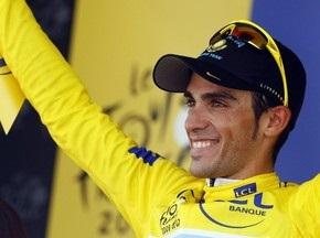 Гарате выиграл этап, а Контадор  - Тур де Франс-2009