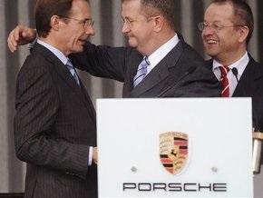 Volkswagen объединяется с Porsche