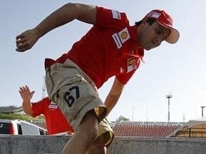 Масса: Старт с поула и победа заставляют вас поверить в то, что вы действительно классный гонщик