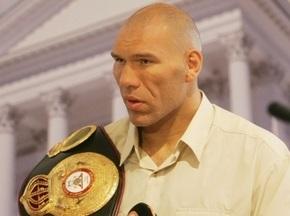 Валуев не будет боксировать в России