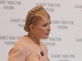Тимошенко хоче підкоригувати підготовку до Євро-2012