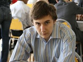 Сергей Карякин опроверг слухи о переходе в российское гражданство