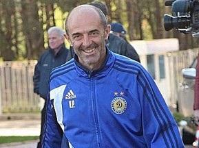 Пінколіні розірвав контракт з Динамо