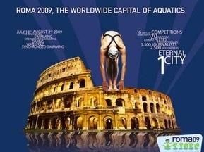 Сьогодні стартує ЧС-2009 з водних видів спорту