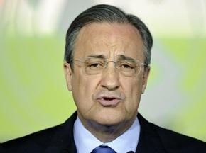 Перес хочет перенести начало матчей Реала на три часа дня