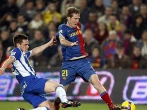 Глєб узимку може піти з Барселони