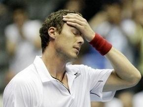 Сафін утомився від тенісу