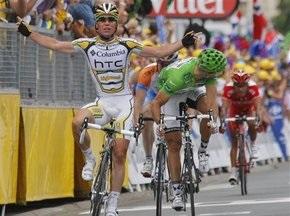 Тур де Франс: Кавендиш оформил третью победу