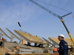 Киевгострой определит подрядчика по установке навеса на НСК Олимпийский до 5 августа